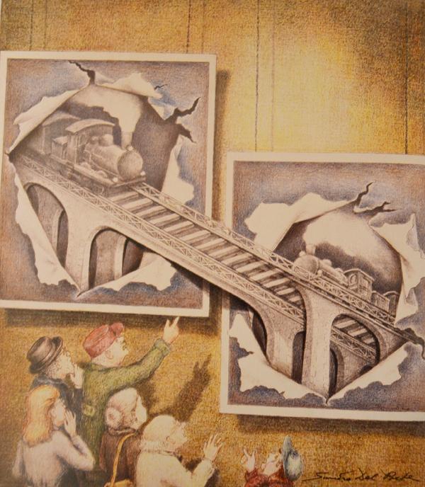 Slika 62 Majstor iluzije: Sandro Del Prete