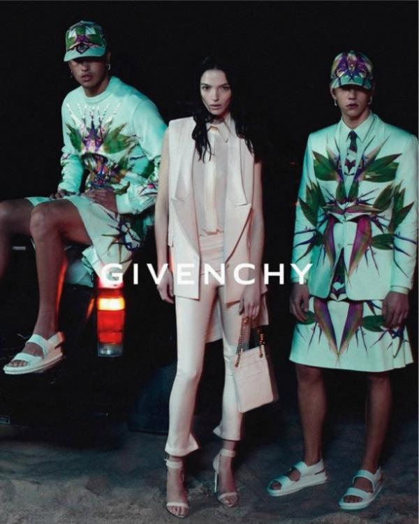 Slika 66 Givenchy: Za devojke svedeno, za muškarce raskalašno