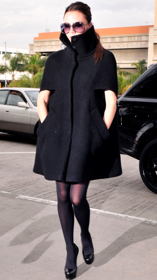 Slika 83 Street Style: Victoria Beckham
