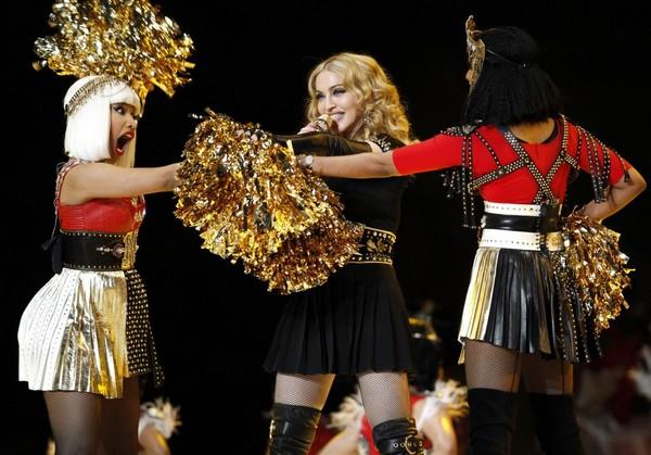 Slika1 Madona Madonna: Saradnje na novom albumu