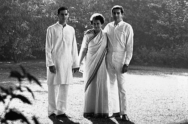 Slika2  Ljudi koji su pomerali granice: Indira Gandhi