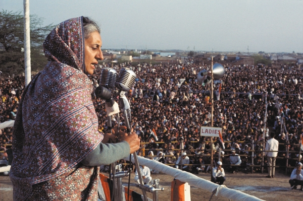 Slika36 Ljudi koji su pomerali granice: Indira Gandhi