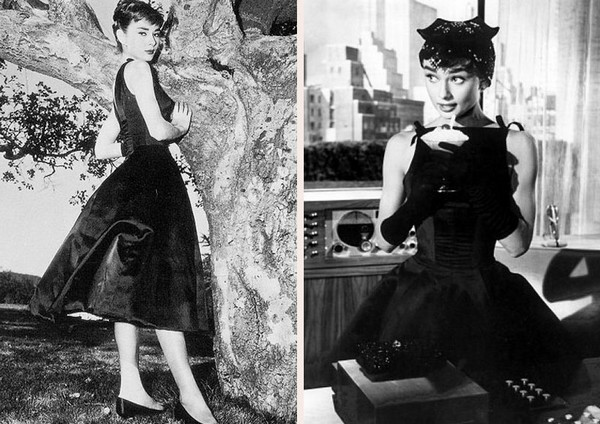 Slika5 Odri Top 10 dama u maloj crnoj haljini