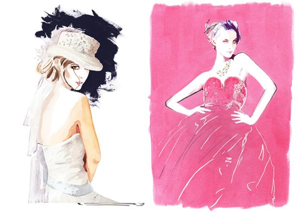 Untitl22ed 1 Modna ilustracija: Christian David Moore