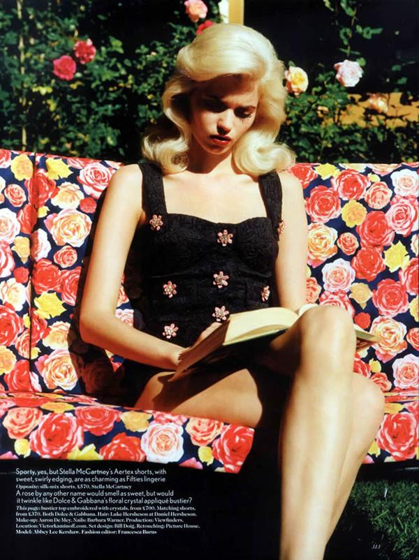 abbey 8 Vogue UK : Modni izlet