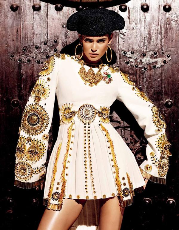 bianca vogue jp 12 Vogue Japan: Bianca Balti može sve