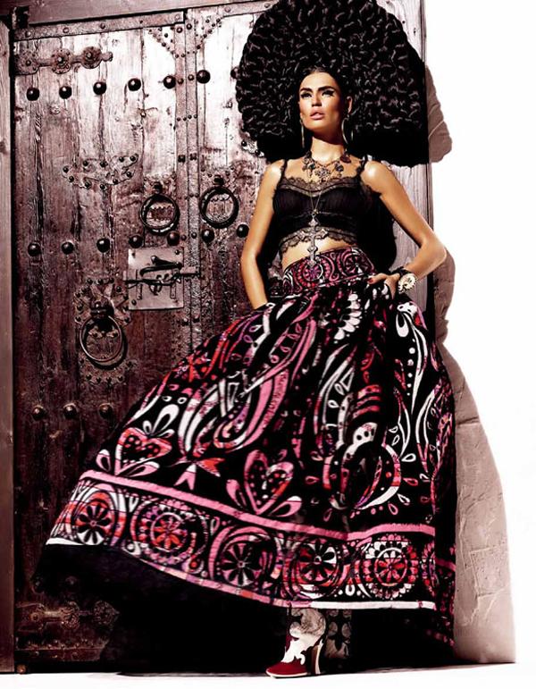 bianca vogue jp 6 Vogue Japan: Bianca Balti može sve