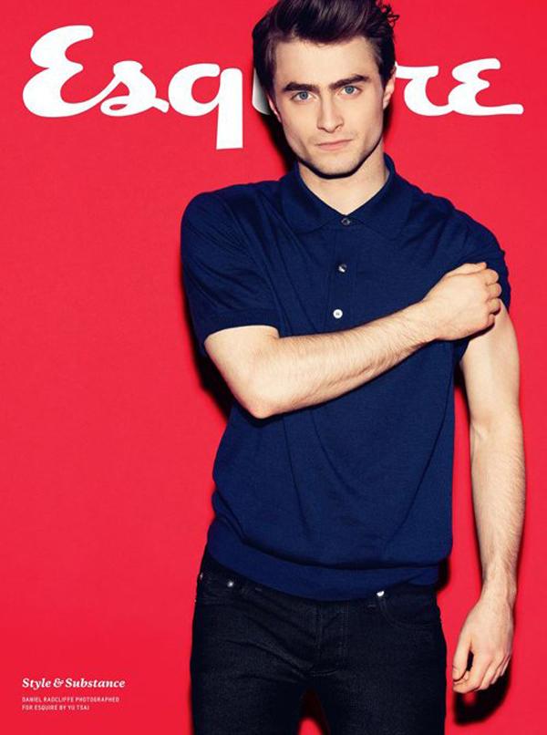 daniel radcliffe esquire uk 0312 4 Esquire UK: Daniel Radcliffe sa stilom