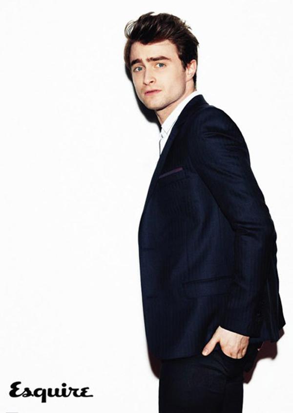 daniel radcliffe esquire uk 0312 7 Esquire UK: Daniel Radcliffe sa stilom