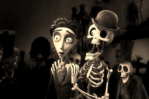 druga slika Animirani petak: Mrtva nevesta