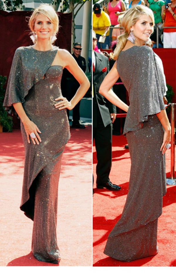 emmy awards 2008 heidi klum armani prive dress 10 haljina: Heidi Klum