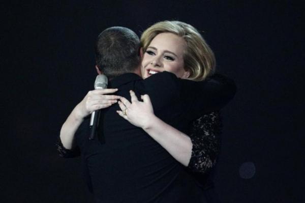 foto George Michael želi Adele