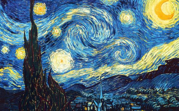 foto5picnik Srećan rođendan, Van Gogh!