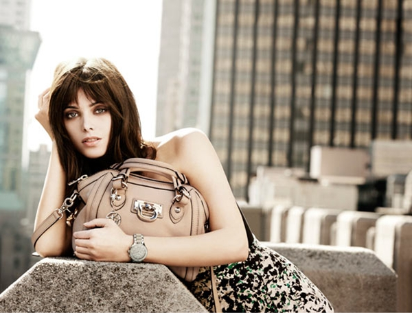 fotografija br.6 Devet poznatih lica u modnim kampanjama