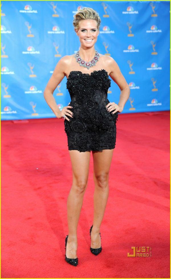 heidi klum seal emmys 2010 red carpet 10 picnik 10 haljina: Heidi Klum