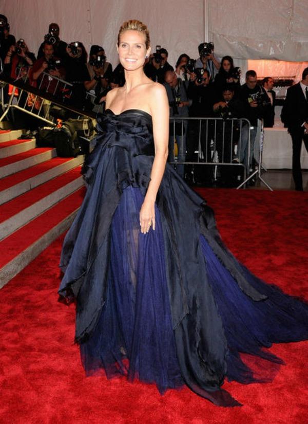 heidi klum1 10 haljina: Heidi Klum