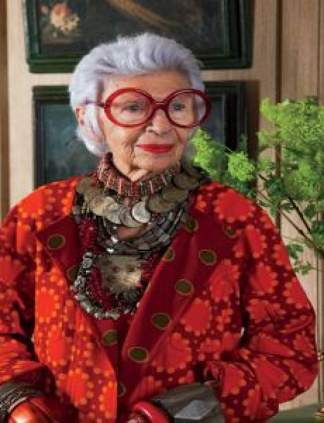 Iris Apfel: Najzanimljivija modna veteranka na svetu