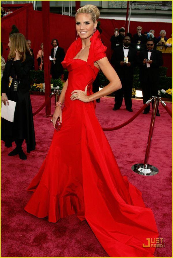 joh galiano 10 haljina: Heidi Klum