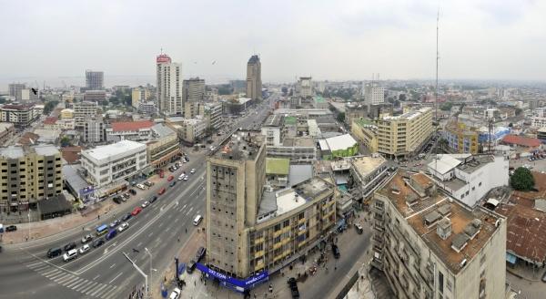 kinsasa Klopajmo na ulici: Jedan Kongo i dva bonga