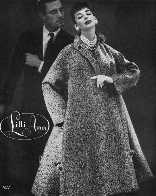 lilli ann 1956 dorian leigh Vintidž moda: Elegantna odela