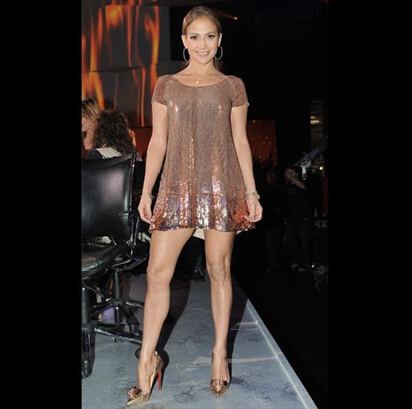 lopez Trach Up: Vidla J Lo šta radi Jolie, pa i ona digla nogu