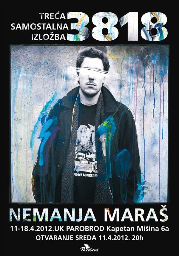 maras plakat Izložba fotografija: 3818