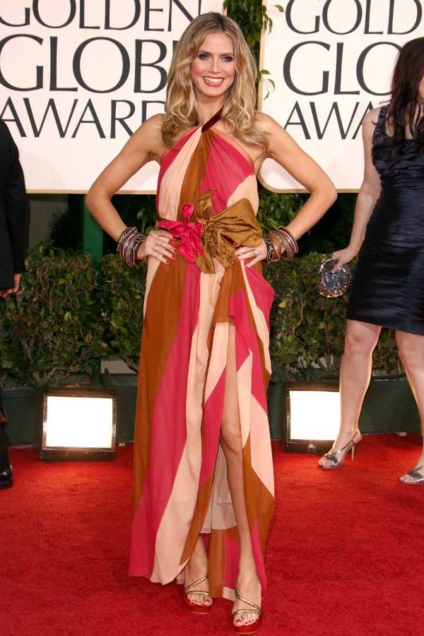 marc jacobs 10 haljina: Heidi Klum