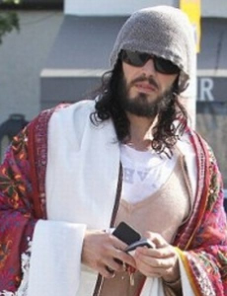 Trach Up: Russell Brand odlepio