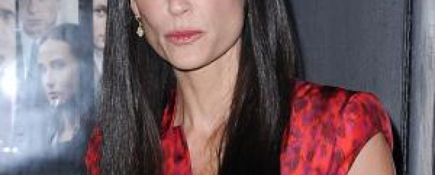 Trach Up: Demi Moore nije srećna