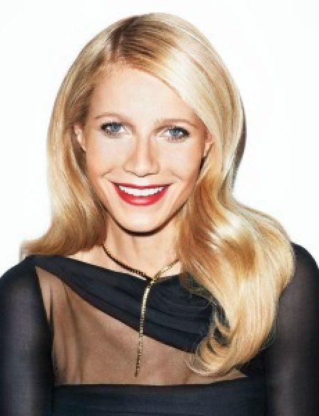 """""""Harper's Bazaar US"""": Elegantna Gwyneth Paltrow"""