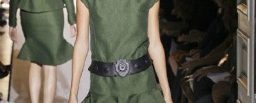 Proleće i leto na modnim pistama: Yves Saint Laurent