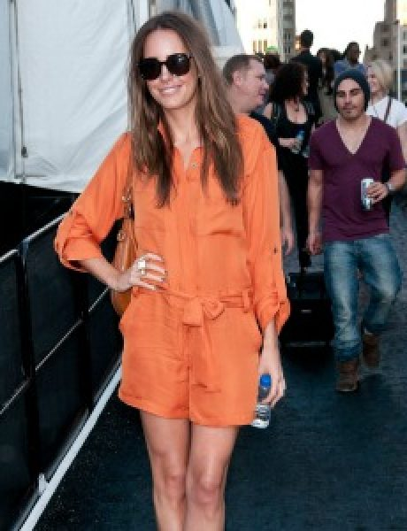 Street Style: Louise Roe