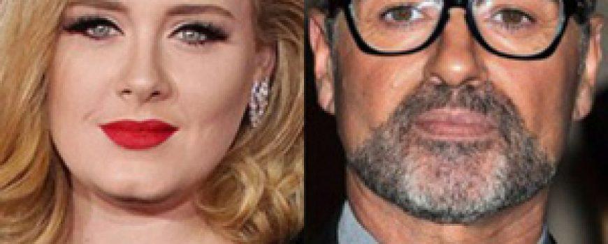 George Michael želi Adele