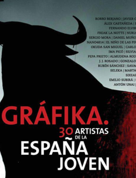 """Kolektivna izložba: """"Grafika. 30 mladih umetnika Španije"""""""