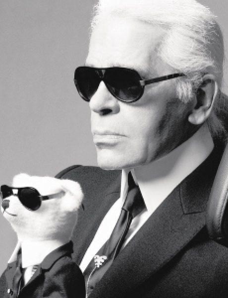 Modni CV: Karl Lagerfeld