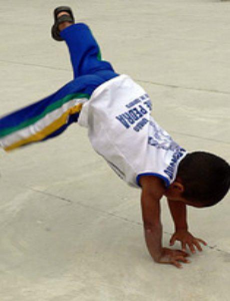 Capoeira: Pobediti, a ne – povrediti