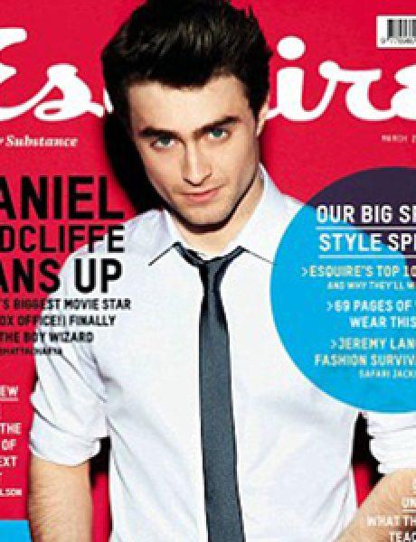 """Esquire UK"": Daniel Radcliffe sa stilom"