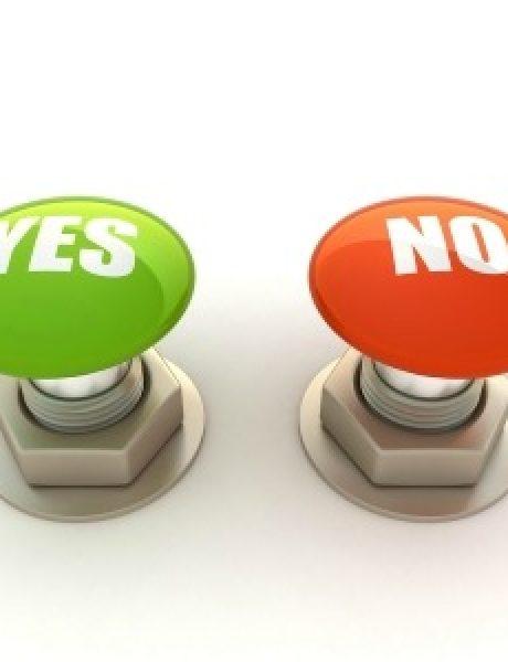 "Striptiz za pismene: ""Da"", više nego ""ne"""
