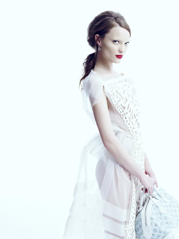 naty ukraine 3 Harper's Bazaar Ukraine: Romantična priča