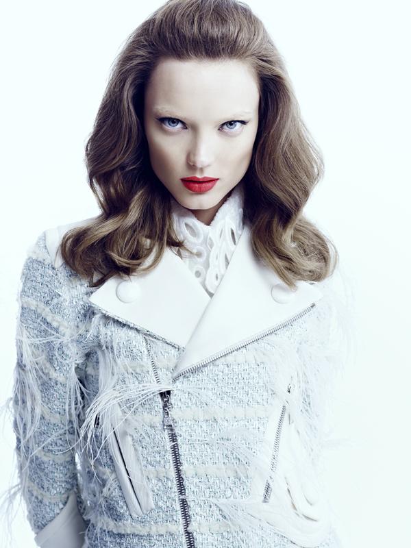 naty ukraine 6 Harper's Bazaar Ukraine: Romantična priča