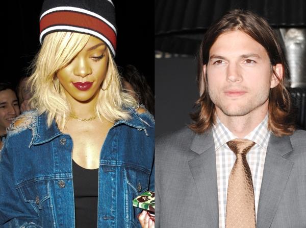 ririashton Trach up: Kaficu srkuću Rihanna i Ashton