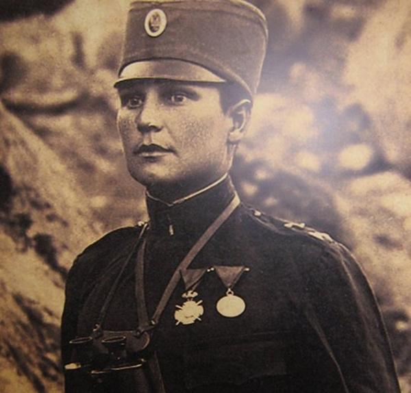 slika 119 Istorija koju niste učili u školi: Zaboravljena srpska heroina