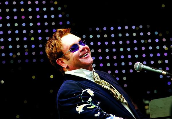 slika 135 Elton John najavljuje novi album