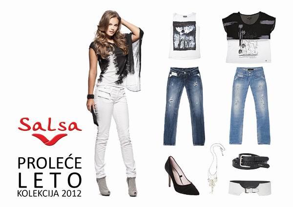 slika 147 Salsa Jeans: Urbano i moderno
