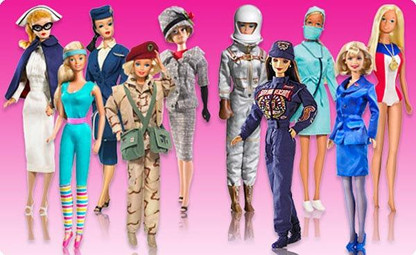 slika 255 Curriculum Vitae: Barbie