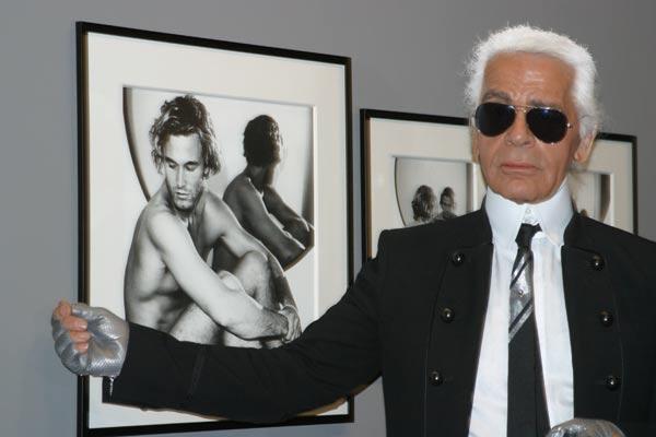 slika 36 Modni CV: Karl Lagerfeld