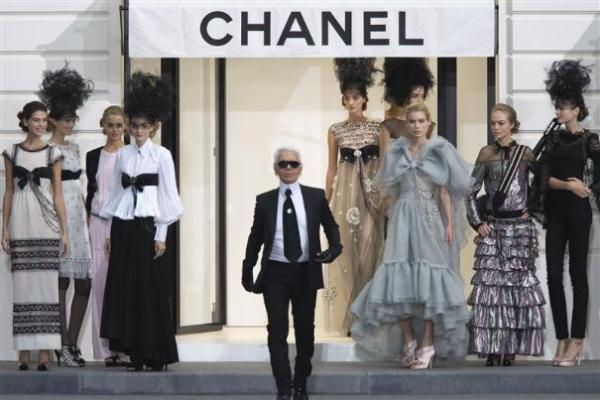 slika 46 Modni CV: Karl Lagerfeld