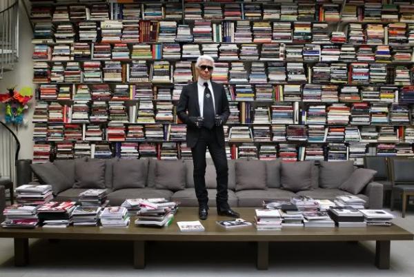 slika 5 lagerfield Modni CV: Karl Lagerfeld