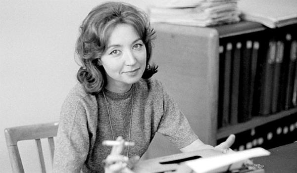 slika br.1 Mlada Oriana za pisa om ma inom Oriana Fallaci: Više od novinara