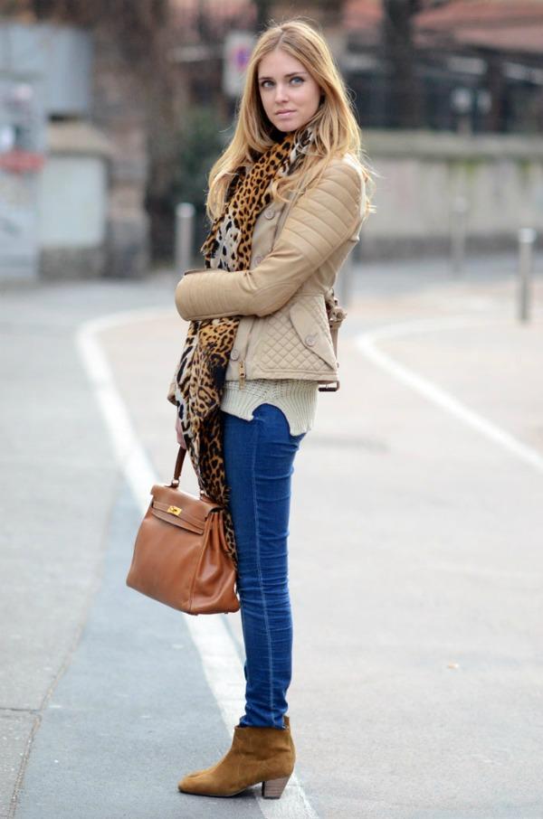 slika43 10 odevnih kombinacija: Chiara Ferragni